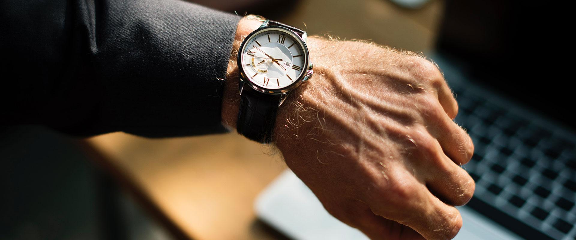 Valorize seu tempo